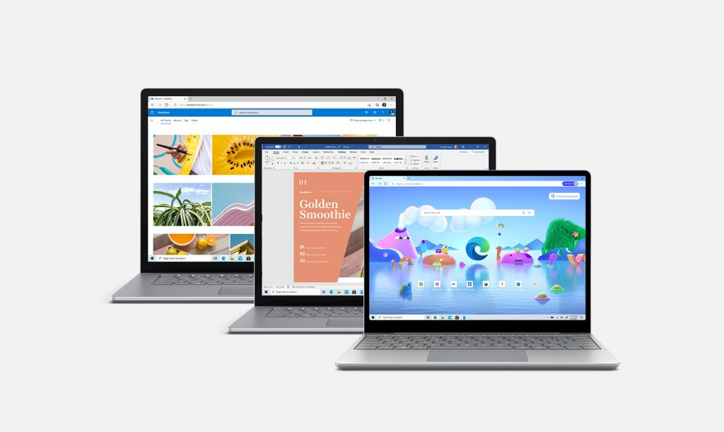 New Surface Laptop 4 and New Accessories